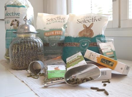 Uusia ruokia kaneille – esittelyssä Supreme Petfoodsin pelletit jaherkut